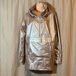 Under Armour - Storm - Rose Gold - Rain Jacket NWT